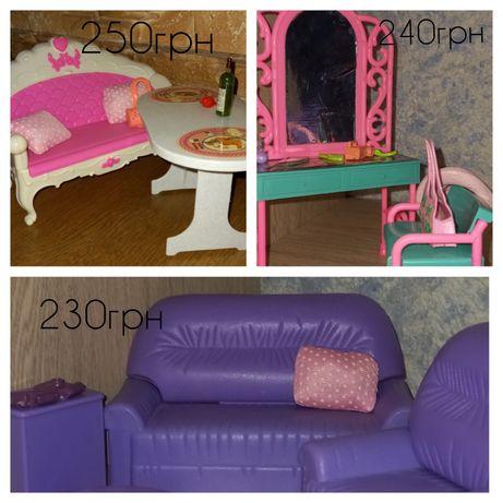 Іграшкові  набори для ляльок