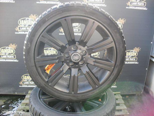 RANGE ROVER SPORT L320  jantes 2 pneus KUMHO 275X 40 X ZR20