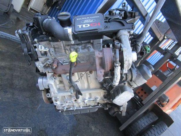 Motor diesel F6JA FORD / FUSION / 2004 / 1.4 TDCI / SIEMENS / 68 CV /