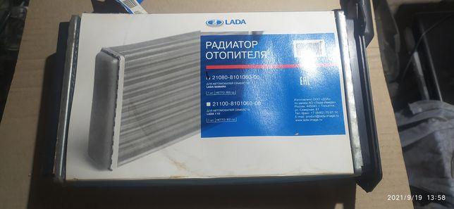 Радиатор печки Ваз 2108