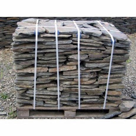 Łupek szarogłazowy murowy, ścieżkowy kamień do ogrodu PROMOCJA!!!