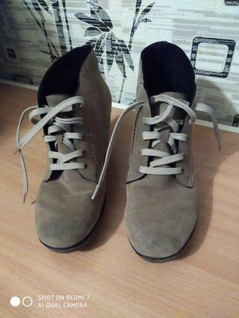 Продам ботинки утеплённые rieker, размер 39.