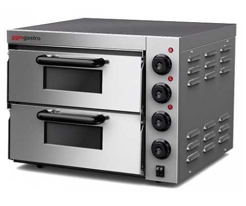 Печь для пиццы PDKG20 GGM GASTRO (піца піч) Гарантия. Новые!