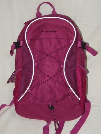 Городской рюкзак Mountain Life цвета фуксии.
