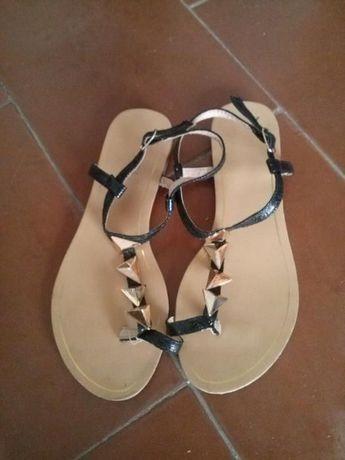 sandálias tamanho 37