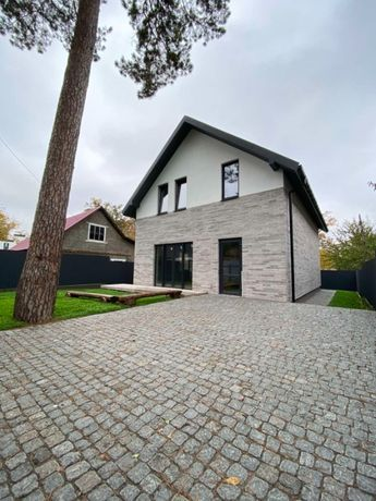 Новий будинок в Ірпені . 160м.кв. сторона Центрального парку .07