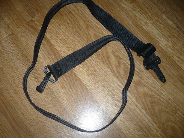 Ручка для дорожной сумки черная 115см