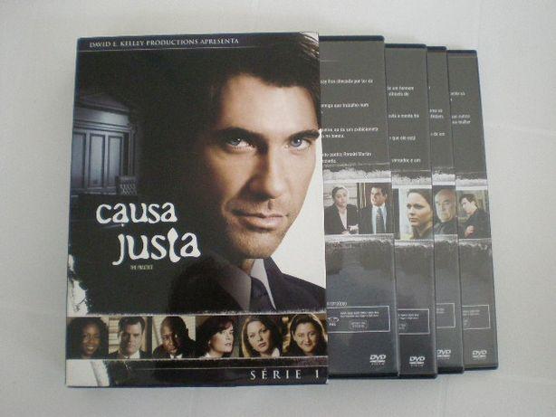 Causa Justa / The Practice - série 1