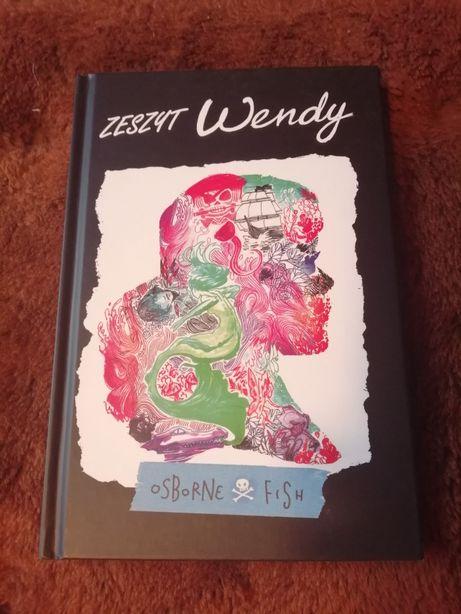 """Komiks """"Zeszyt Wendy"""" Melissa Osborne"""