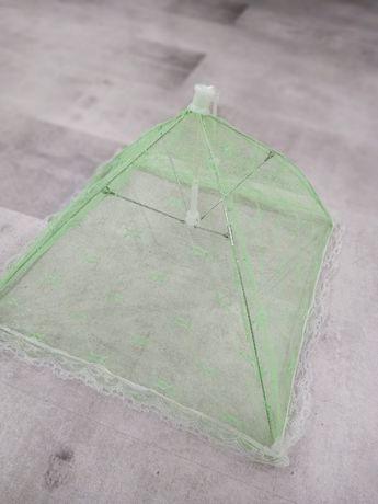 Siatka moskitiera składana na owoce na muszki