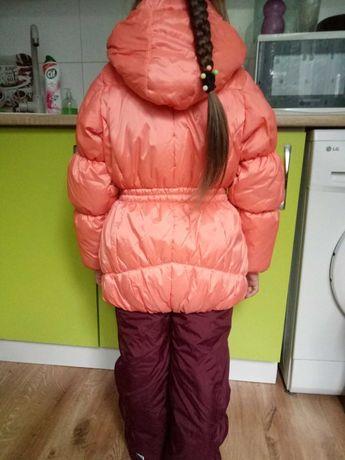 Зимовий костюм, комбінезон, куртка і штани ріст122 play today