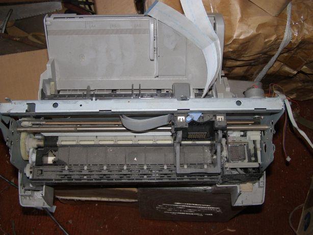 Принтер Canon K10204 (нерабочий по запчастям)