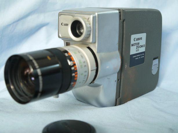 Camera de Filmar Canon 8 m/m de 1940