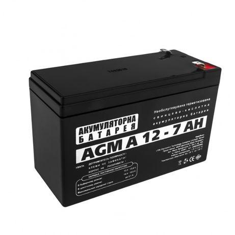 Аккумуляторная батарея AGM А 12 - 7 AH