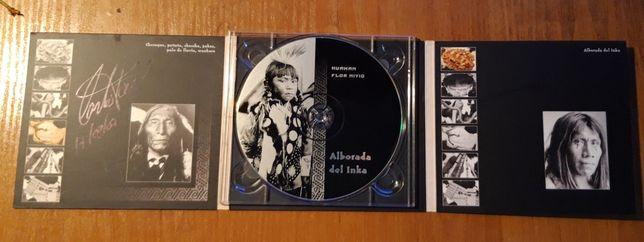 Автографы группы Alborada del Inka