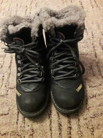 Зимние ботинки ТМ Panda ортопедические