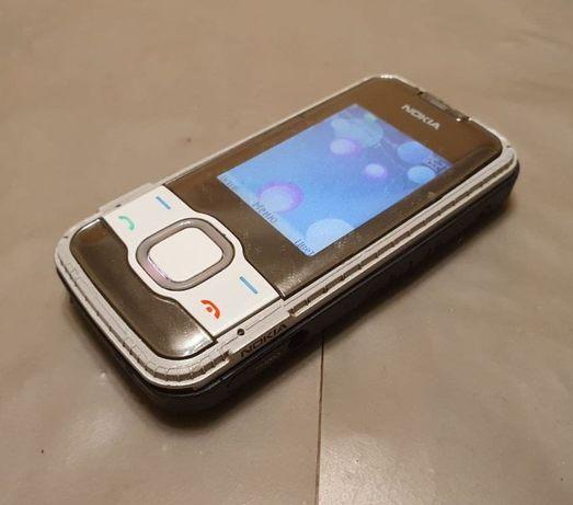 Кнопочный мобильный телефон-слайдер Nokia 7610 Supernova с камерой