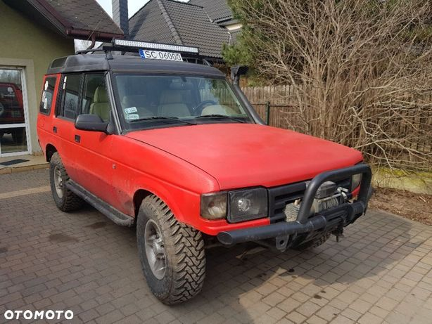 Land Rover Discovery Land rover Discowery I 4,0 gaz off road , raptor