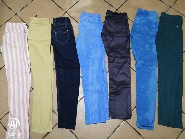 Spodnie damskie rozm. 36