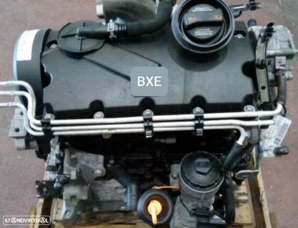Motor Volkswagen Golf V Seat Leon Altea 1.9Tdi 105Cv Ref.BXE