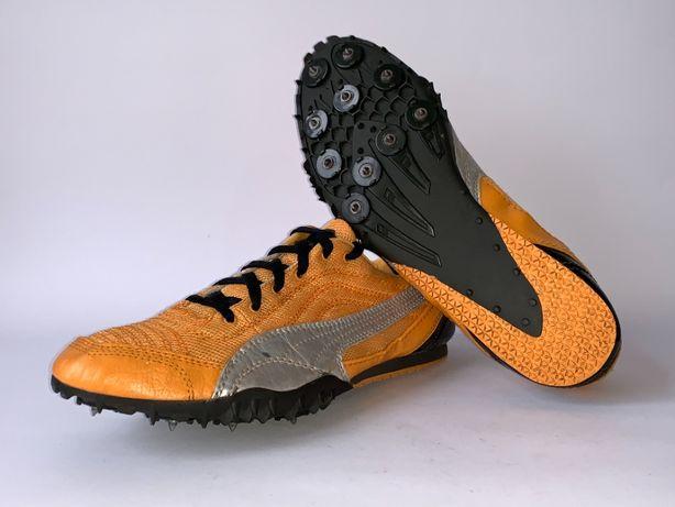 Шиповки для спринту кросівки бігові PUMA Розмір 41 (26 см) Оригінал