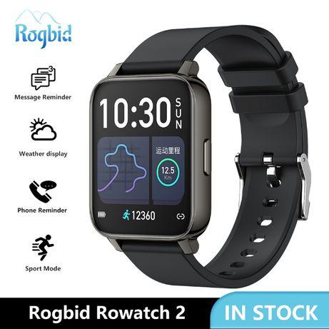 Rogbid Rowatch 2 IPS 1.69'' BT 5.0 smart watch альтернатива Amazfit gt