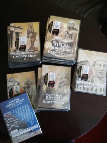 Kolekcja DVD Tajemnice Starożytnych Cywilizacji