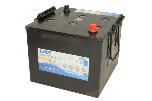 Akumulator EXIDE GEL/ŻEL 110Ah 1200Wh P+ ups