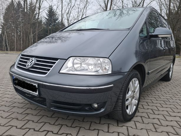 VW Sharan 1.8 T automat full sewris ASO VW mega stan