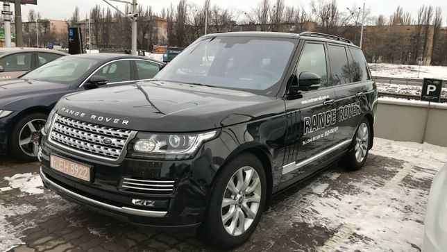 land rover range rover vogue 2017 на разборке
