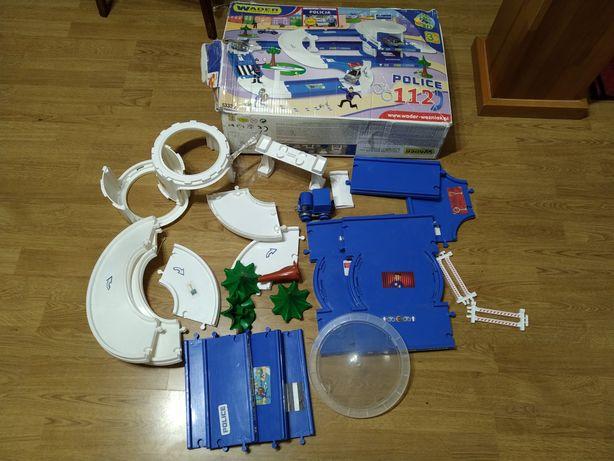 Wader Police 112 zabawka dla dziecka