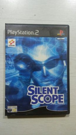 Jogo Ps2 Silent Scope