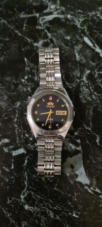 Часы Orient, механика с автоподзаводом