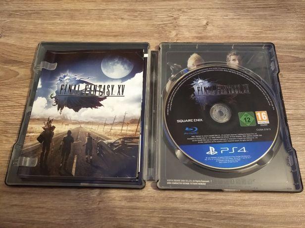 Gra PlayStation 4 FINAL FANTASY XV Special Edition Steelbook PS4