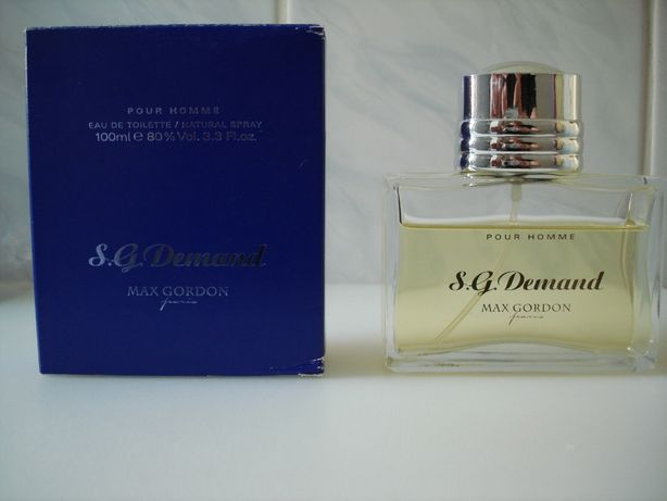 S.G. Demand jak Dunhill Classic - 100 ml - mega unikat.