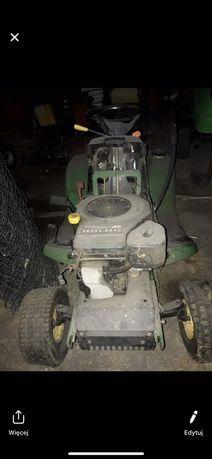 John Deere traktorek kosiarka lt155