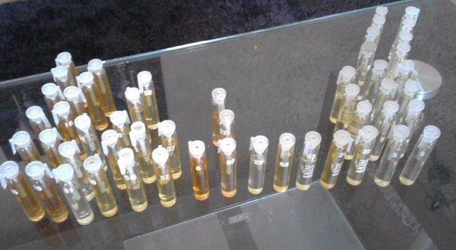 perfumy-Próbki Racine i inne