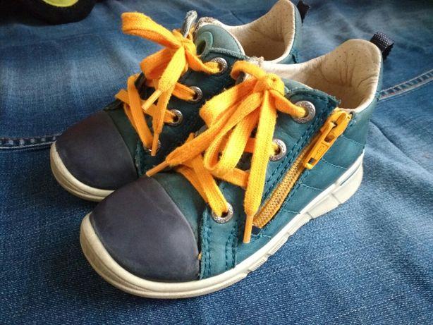 Ботинки демисезонные  Ессо 24 размер 15 см стелька, кожа