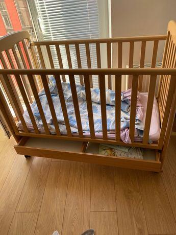 Кроватка детская Верес