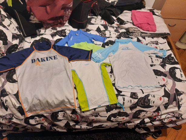 Camisolas para desporto