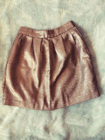Błyszcząca spódnica XS Reserved