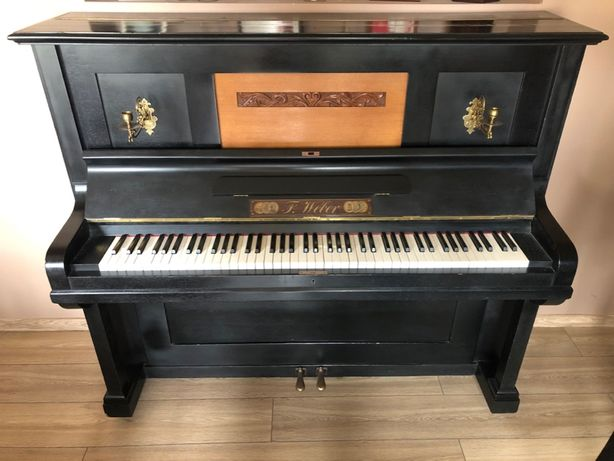 Pianino F. Weber w bardzo dobrym stanie
