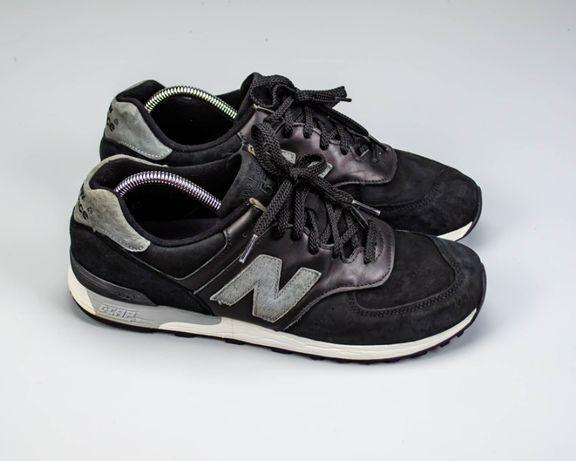 Фирменные замшевые кроссовки New Balance 576 Made In England.574.993