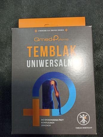Temblak medyczny kolor blue usztywnienie stabilizacja złamaniu ręki