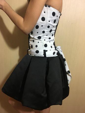 Платье корсет Стиляги