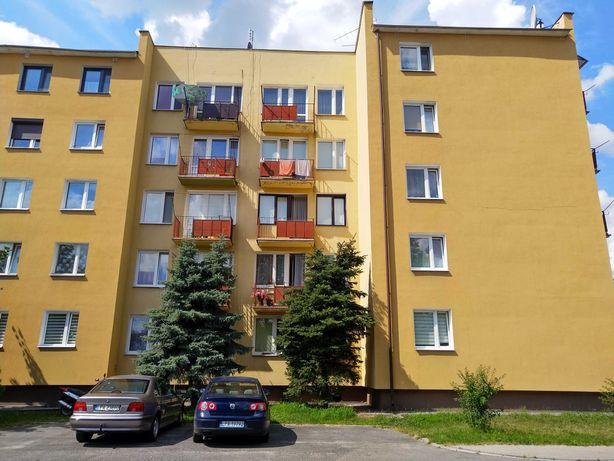 Mieszkanie Parczew ul. Wojska Polskiego, 3 pokoje 47,5 m2