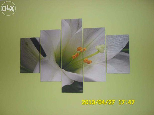Obraz- tryptyk Lilia 100x70