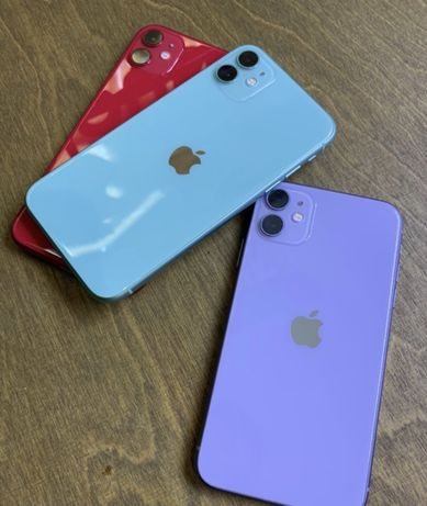 iPhone 11 64 green neverlock айфон Магазин Идеальный гарантия 6мес