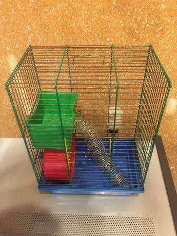 Клетка для хомяков, птиц