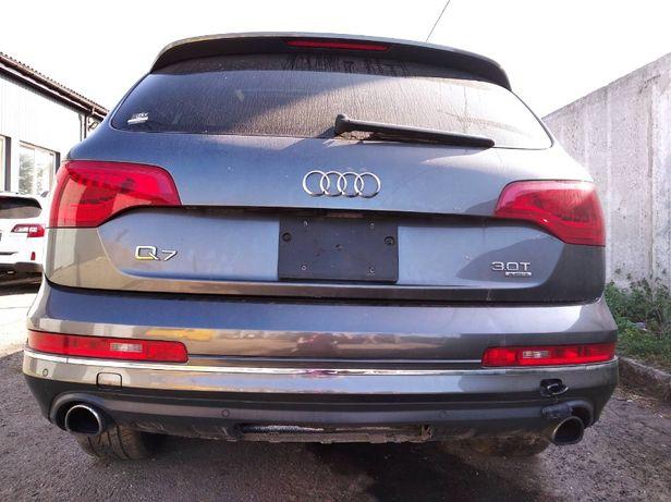Поворотник Стоп диодный Фара Audi Q7 2006-2015 америка Ауди Ку7